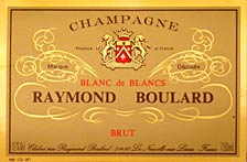 Raymond Boulard Champagne Cuvee Prestige Tradition