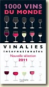 Couverture Vinalies internationales : vins du monde