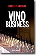 Couverture Vino business de Isabelle Saporta